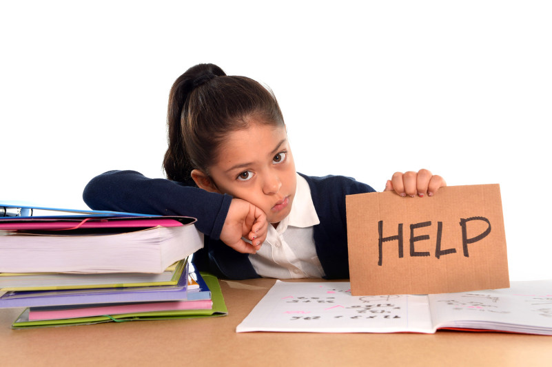 School Stress for Kids | Lumina Massage Inc.